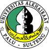Universitas Alkhairaat Logo or Seal