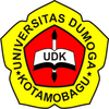 Universitas Dumoga Kotamobagu Logo or Seal