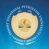 Pandit Deendayal Petroleum University Logo or Seal