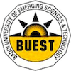 Baddi University of Emerging Sciences and Technologies's Official Logo/Seal