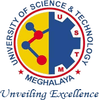 University of Science and Technology, Meghalaya's Official Logo/Seal