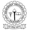Bhagwant University's Official Logo/Seal