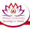 Mewar University's Official Logo/Seal