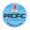 Pacific University, India Logo or Seal