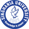 Singhania University's Official Logo/Seal
