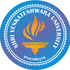 Shri Venkateshwara University Logo or Seal