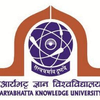 Aryabhatta Knowledge University's Official Logo/Seal