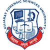 Gujarat Forensic Sciences University Logo or Seal
