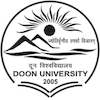 Doon University Logo or Seal