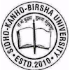Sidho Kanho Birsha University Logo or Seal