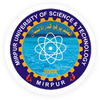 Mirpur University of Science and Technology Logo or Seal