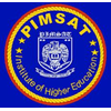 PIMSAT Institute of Higher Education Logo or Seal