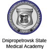 Dnipropetrovsk Medical Academy's Official Logo/Seal