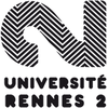 Université Rennes 2's Official Logo/Seal