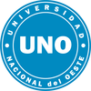 Universidad Nacional del Oeste's Official Logo/Seal