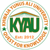 Khwaja Yunus Ali University's Official Logo/Seal