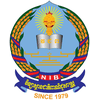 National Institute of Business's Official Logo/Seal