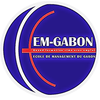 École de Management du Gabon Logo or Seal