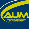 African University of Management Logo or Seal