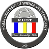 Komar University of Science and Technology's Official Logo/Seal