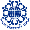 The IIS University's Official Logo/Seal