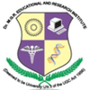 Dr. M.G.R. Educational and Research Institute's Official Logo/Seal