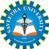 Saveetha University's Official Logo/Seal