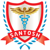 Santosh University Logo or Seal