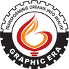 Graphic Era University Logo or Seal