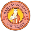 Baba Mastnath University Logo or Seal
