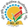 Banda University of Agriculture and Technology Logo or Seal