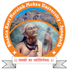 Bhakta Kavi Narsinh Mehta University's Official Logo/Seal
