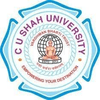 C.U. Shah University's Official Logo/Seal
