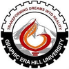 Graphic Era Hill University's Official Logo/Seal