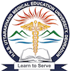 Hemwati Nandan Bahuguna Medical University's Official Logo/Seal