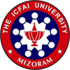 ICFAI University, Mizoram's Official Logo/Seal