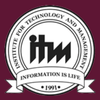 ITM University Raipur's Official Logo/Seal