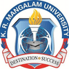 K.R. Mangalam University's Official Logo/Seal