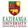 Kaziranga University's Official Logo/Seal