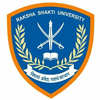 Raksha Shakti University's Official Logo/Seal