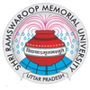 Shri Ramswaroop Memorial University Logo or Seal