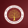 Sri Sri University's Official Logo/Seal