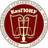Kazakh Humanitarian Law Innovative University's Official Logo/Seal