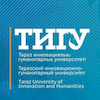 Taraz Innovative-Humanitarian University's Official Logo/Seal
