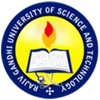 Rajiv Gandhi University of Science and Technology's Official Logo/Seal