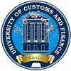 University of Customs and Finance Logo or Seal