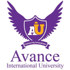 Avance International University's Official Logo/Seal