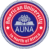 American University in North Africa's Official Logo/Seal