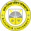 Rajapruk University Logo or Seal