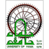 University of Hama's Official Logo/Seal